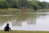 Pinggiran danau