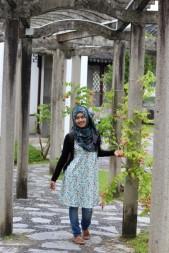 Di dalam Japanese Garden