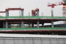 Proyek pembangunan terminal tambahan